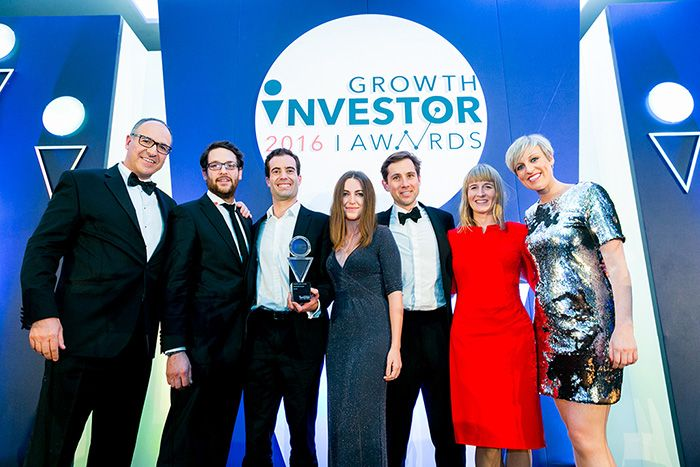 SR-Growth -Investor -Awards -2016