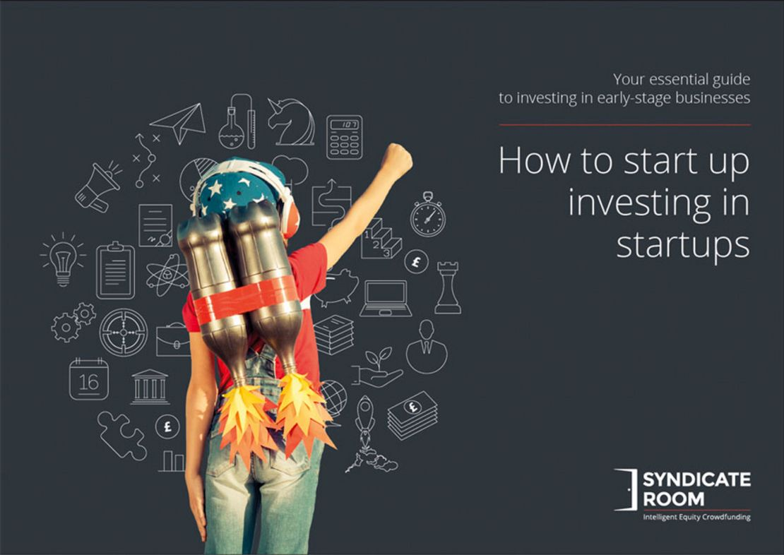 How to start up investing in startups cover