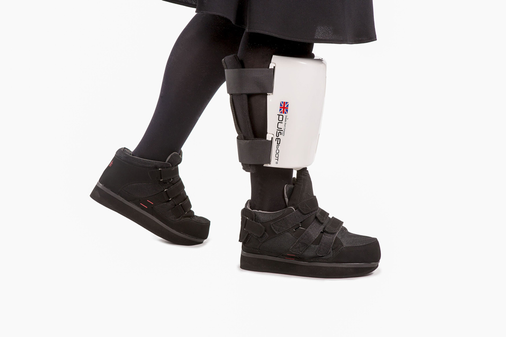 Pulseflow Boot For Diabetics -min
